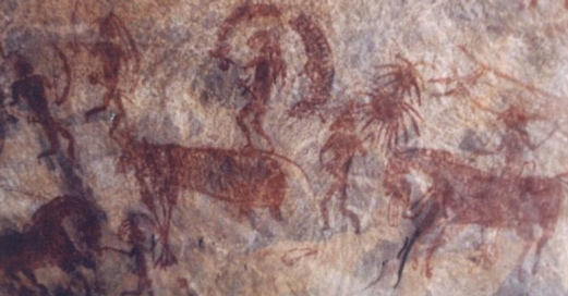 Bhimbetka rock art