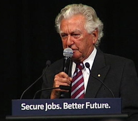 Bob Hawke - The accord